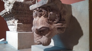 Lionhead gargoyle, Miletus, 2nd century