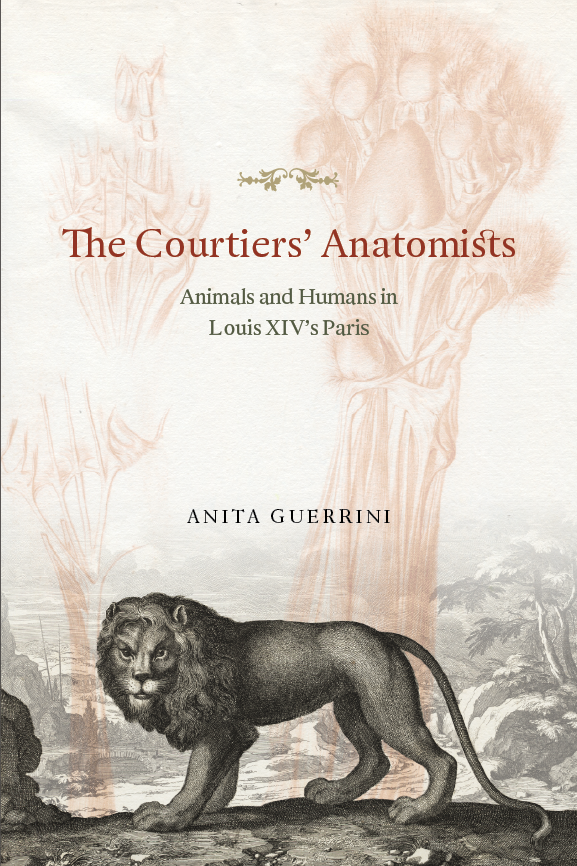 jacket image for The Courtiers' Anatomists