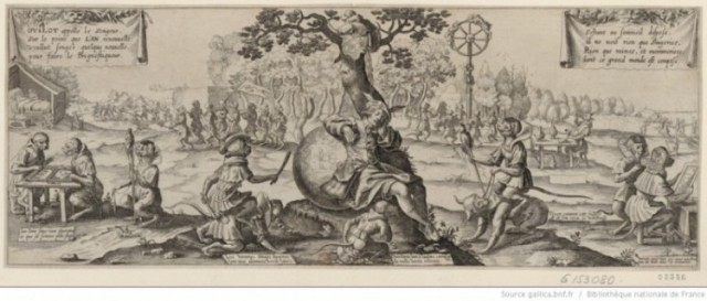 Le songe de Guillot,  1630 Gallica.fr