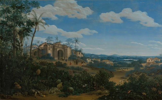 Post View of Olinda 1662