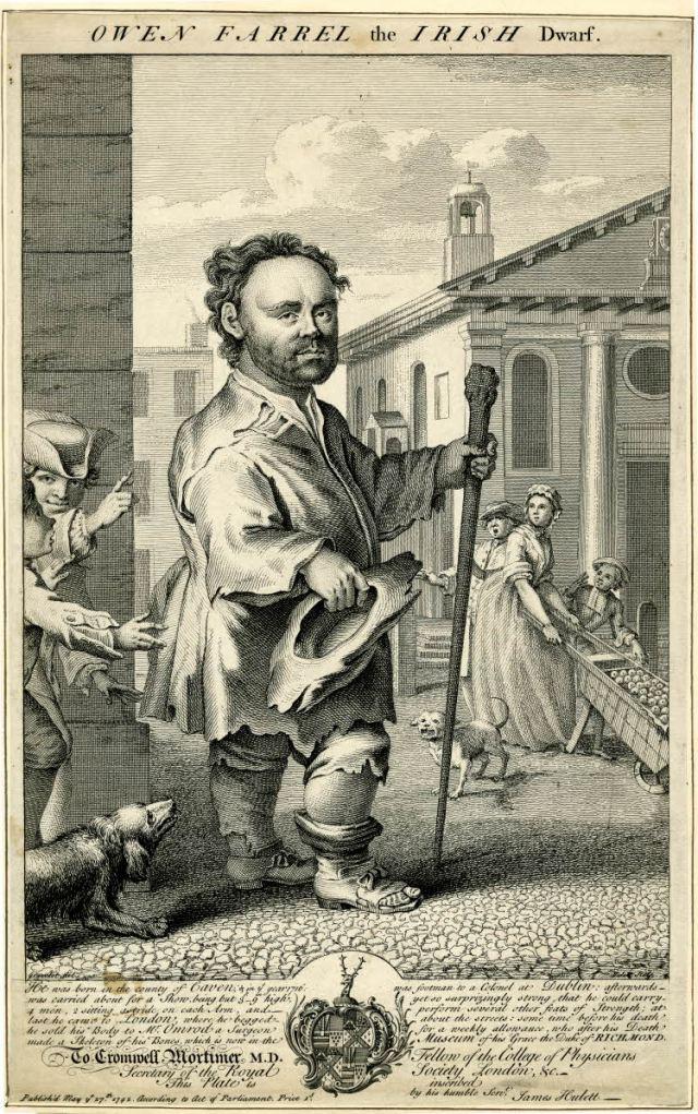 Owen Farrel 1742