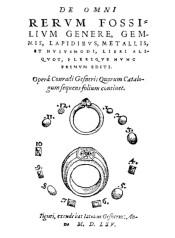 Gessner 1565