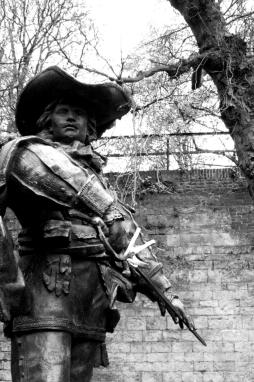 Statue of d'Artagnan, Maastricht